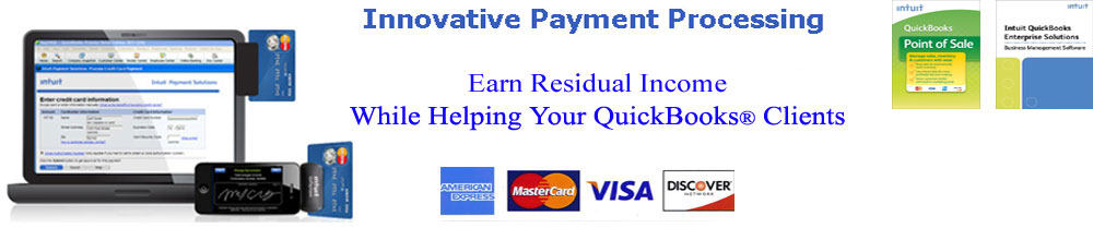 Innovative Payment Processing